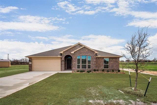 203 Springwood Ranch Loop, Springtown, TX 76082 (MLS #14134410) :: NewHomePrograms.com LLC
