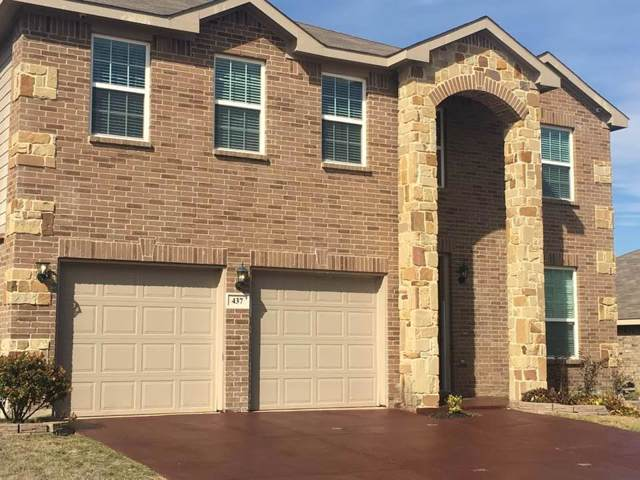 437 San Lucas Drive, Crowley, TX 76036 (MLS #14163579) :: The Mitchell Group