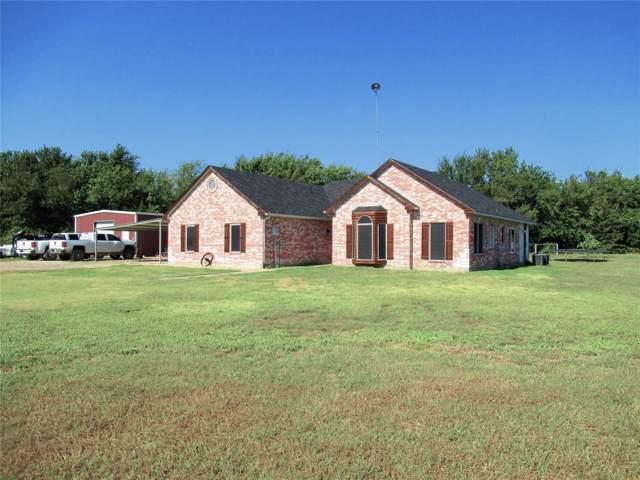 386 County Road 4443, Trenton, TX 75490 (MLS #14198424) :: Lynn Wilson with Keller Williams DFW/Southlake