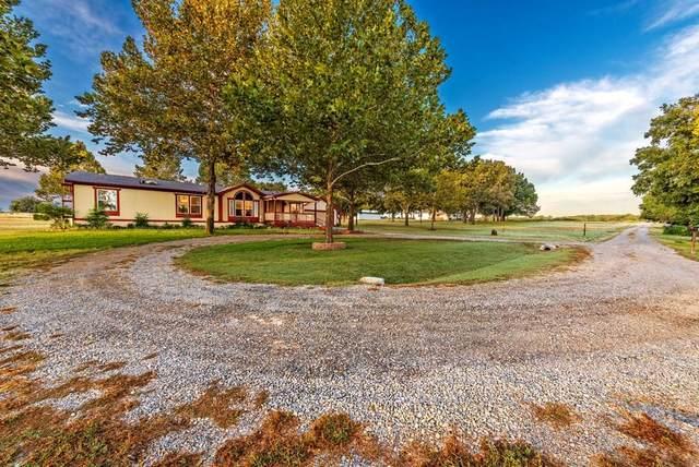 82 Turtle Ridge Drive, Pottsboro, TX 75076 (MLS #14208397) :: RE/MAX Pinnacle Group REALTORS