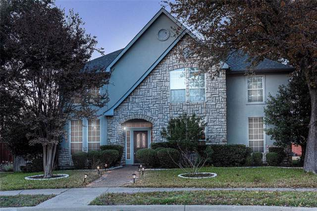 8516 Bridgend Court, Plano, TX 75024 (MLS #14213940) :: RE/MAX Town & Country