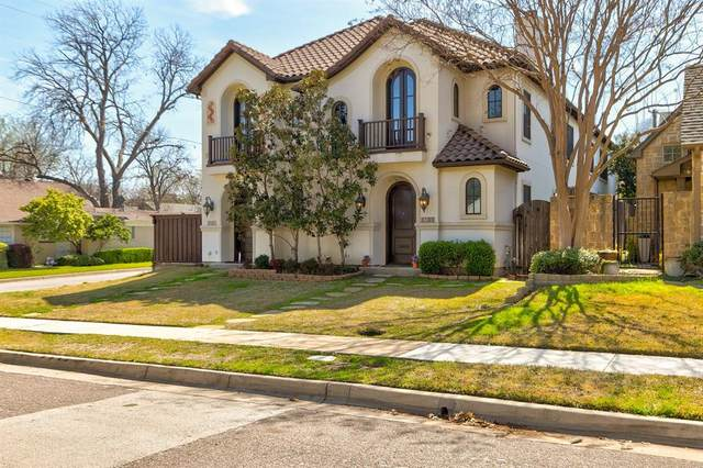 3403 Hamilton Avenue, Fort Worth, TX 76107 (MLS #14219945) :: Post Oak Realty