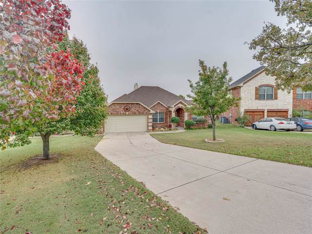 2723 Pinnacle Drive, Burleson, TX 76028 (MLS #14224155) :: The Mitchell Group