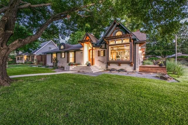 629 Opal Lane, Richardson, TX 75080 (MLS #14279989) :: Team Tiller