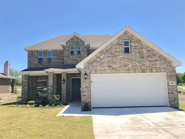 702 Prairie Creek Drive, Princeton, TX 75407 (MLS #14284995) :: The Heyl Group at Keller Williams