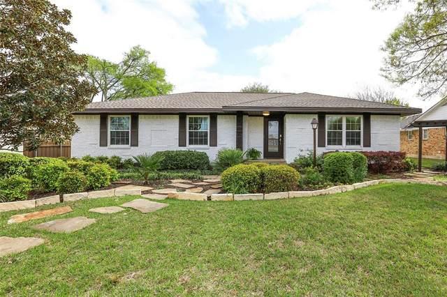 10210 Estate Lane, Dallas, TX 75238 (MLS #14305697) :: Frankie Arthur Real Estate