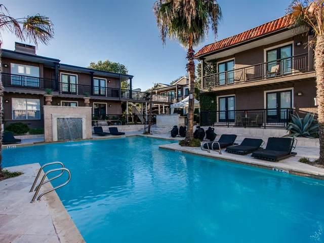 5934 Sandhurst Lane #109, Dallas, TX 75206 (MLS #14347638) :: The Mauelshagen Group