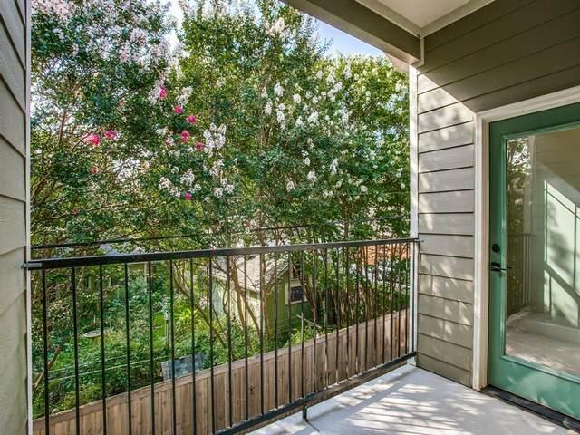 312 N Henderson Avenue #2, Dallas, TX 75214 (MLS #14381159) :: Robbins Real Estate Group