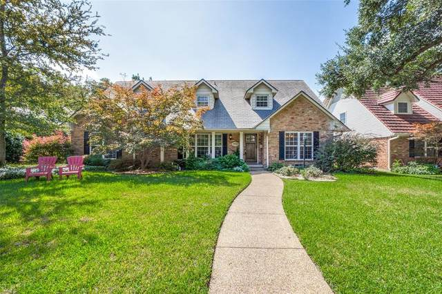 9550 Estate Lane, Dallas, TX 75238 (MLS #14402922) :: The Tierny Jordan Network
