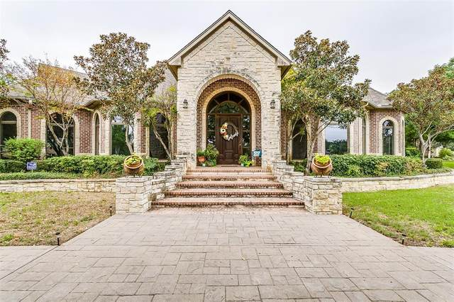1122 Berkley Drive, Cleburne, TX 76033 (MLS #14404471) :: Keller Williams Realty