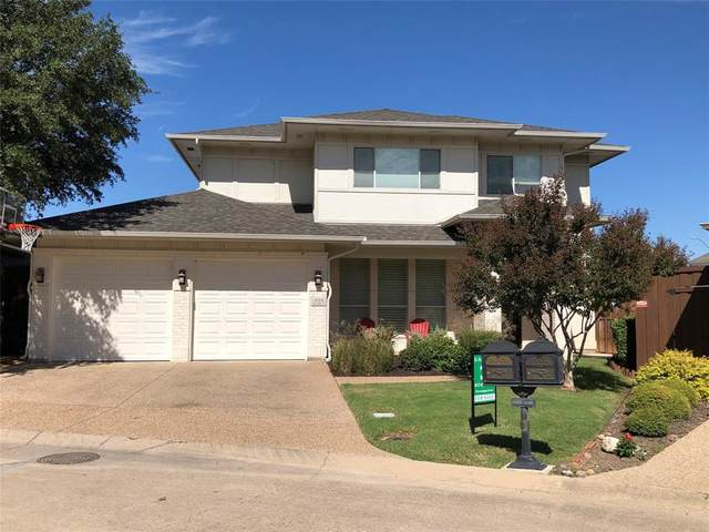 4204 Oak Park Court, Fort Worth, TX 76109 (MLS #14432726) :: The Tierny Jordan Network