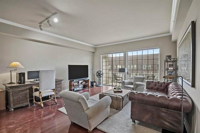 3225 Turtle Creek Boulevard #622, Dallas, TX 75219 (MLS #14455824) :: The Hornburg Real Estate Group
