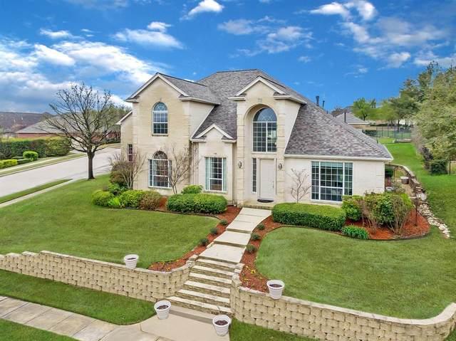 9001 Ranch Bluff Court, Benbrook, TX 76126 (MLS #14461419) :: Real Estate By Design