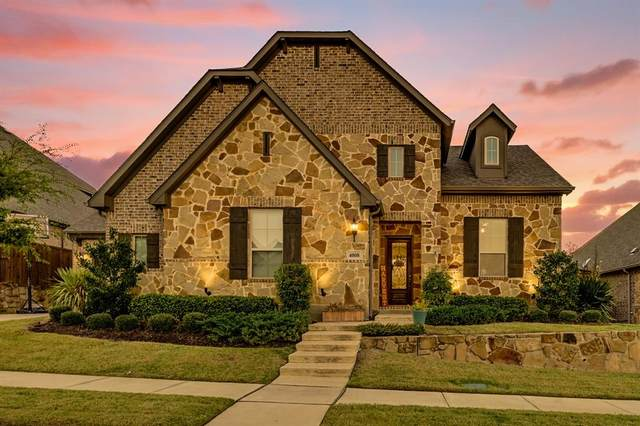 4008 Lombardy Court, Colleyville, TX 76034 (MLS #14461989) :: The Mitchell Group