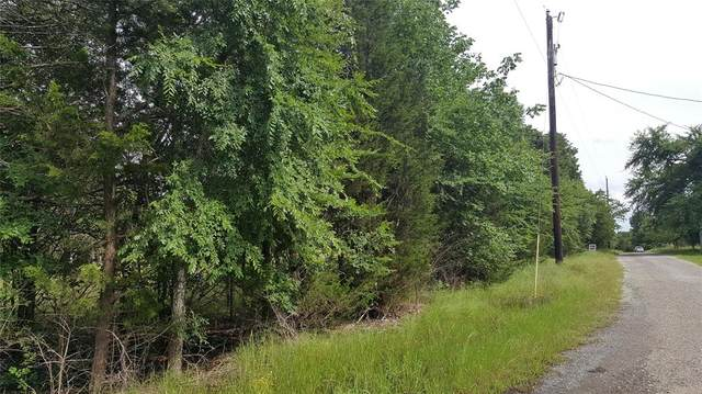 Lot 75 Riner Road, Pottsboro, TX 75076 (MLS #14475242) :: Real Estate By Design