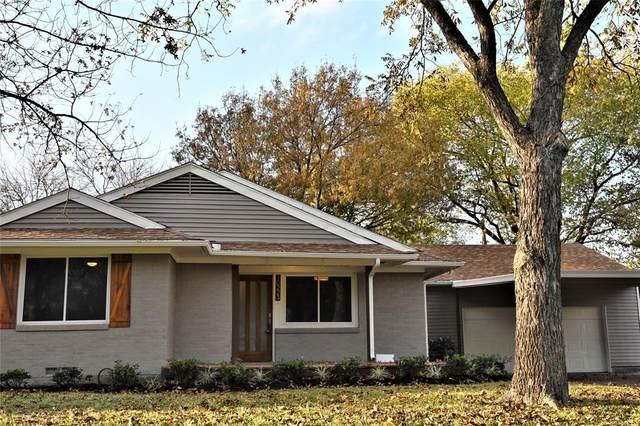 10223 Estacado Drive, Dallas, TX 75228 (MLS #14475620) :: Robbins Real Estate Group