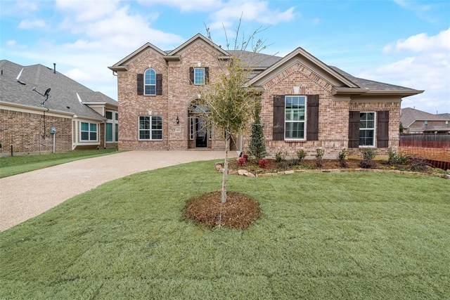 804 Yarrow, Little Elm, TX 75068 (MLS #14511070) :: Real Estate By Design