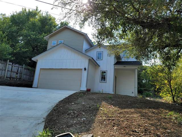 2810 Angle Avenue, Fort Worth, TX 76106 (MLS #14522686) :: The Property Guys