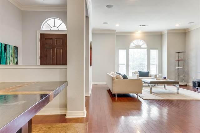 2205 Canton Street #105, Dallas, TX 75201 (MLS #14528855) :: The Hornburg Real Estate Group