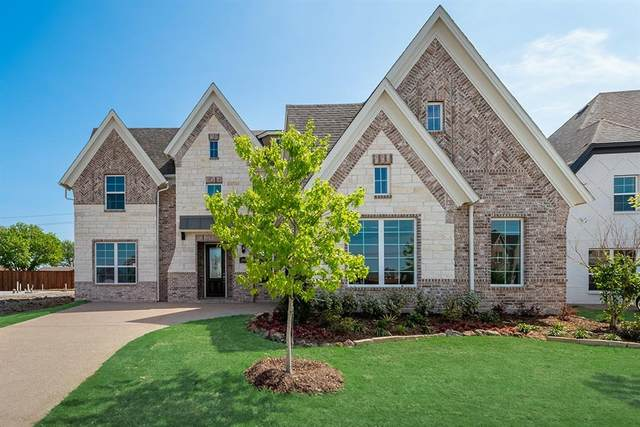 2387 Alcove Drive, Frisco, TX 75034 (MLS #14537760) :: Wood Real Estate Group