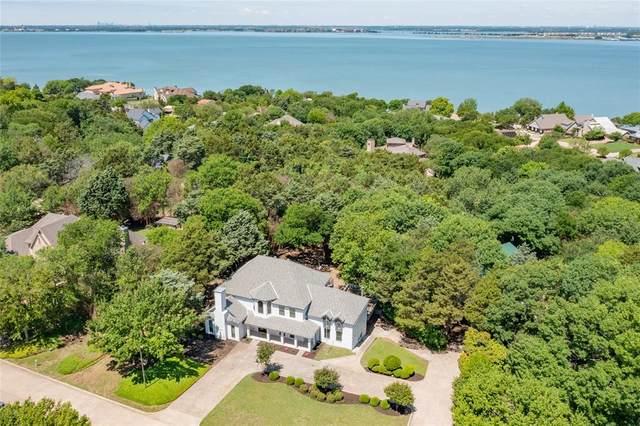 1210 Cedar Ridge Road W, Heath, TX 75032 (MLS #14557945) :: Premier Properties Group of Keller Williams Realty