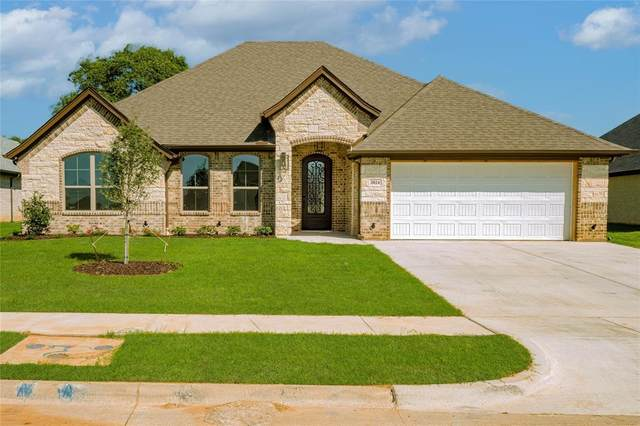 3024 Reed Court, Granbury, TX 76048 (MLS #14614792) :: The Star Team | Rogers Healy and Associates