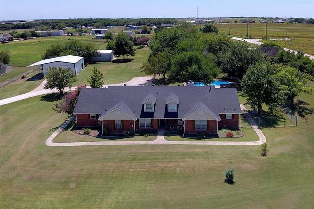 11036 Southwind Place, Krum, TX 76249 (MLS #14625709) :: The Mauelshagen Group