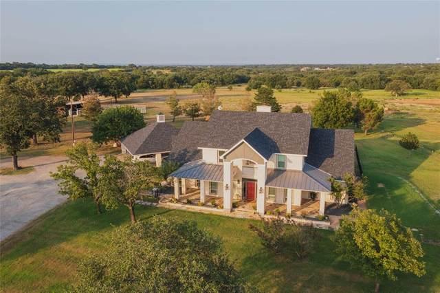 6409 Glen Rose Highway, Granbury, TX 76048 (MLS #14663641) :: The Property Guys