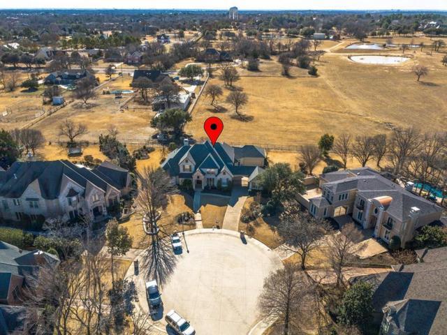 6800 Fallbrook Court, Colleyville, TX 76034 (MLS #13760538) :: Team Hodnett