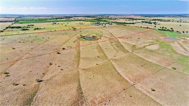 TBD Calk Road, Tioga, TX 76271 (MLS #13779509) :: The Hornburg Real Estate Group