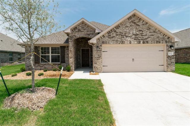 532 Hidden Springs Trail, Azle, TX 76020 (MLS #13784725) :: RE/MAX Landmark
