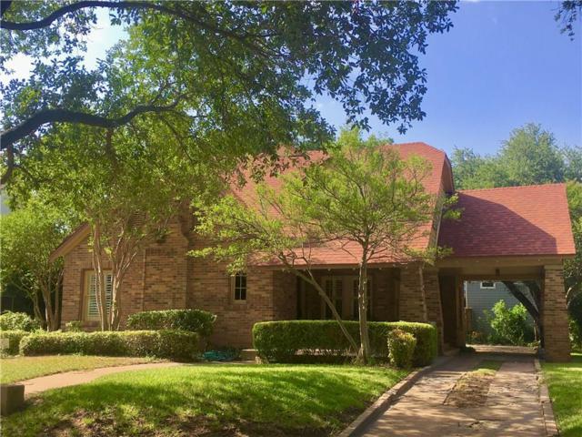 2024 Wilshire Boulevard, Fort Worth, TX 76110 (MLS #13820576) :: Robbins Real Estate Group