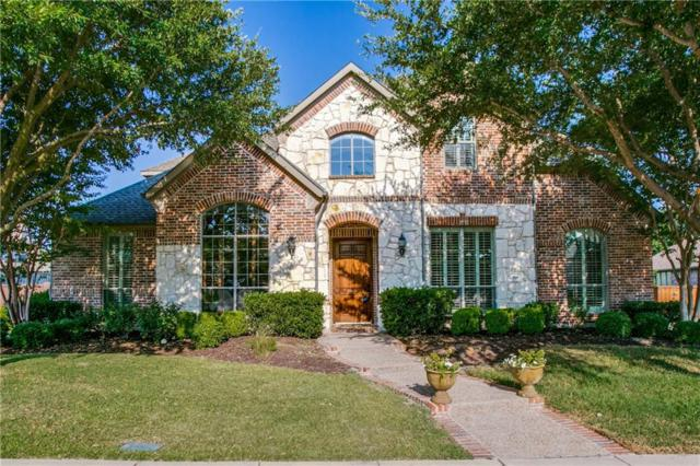 1101 Stonington Drive, Mckinney, TX 75071 (MLS #13829238) :: Team Hodnett