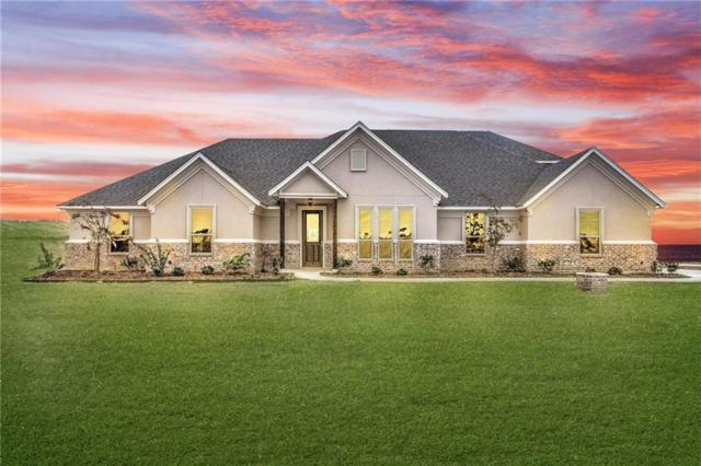 134 Maravilla Drive, Aledo, TX 76008 (MLS #13904858) :: Kimberly Davis & Associates