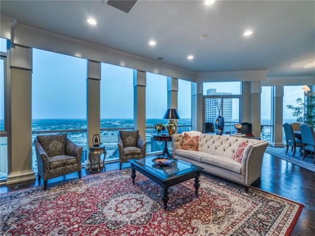 500 Throckmorton Street #3209, Fort Worth, TX 76102 (MLS #13914069) :: Baldree Home Team