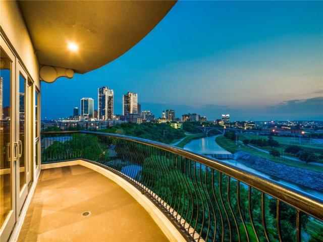 501 Samuels Avenue #510, Fort Worth, TX 76102 (MLS #13917706) :: The Heyl Group at Keller Williams