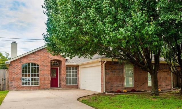 1603 Watson Drive, Mansfield, TX 76063 (MLS #13936213) :: RE/MAX Town & Country