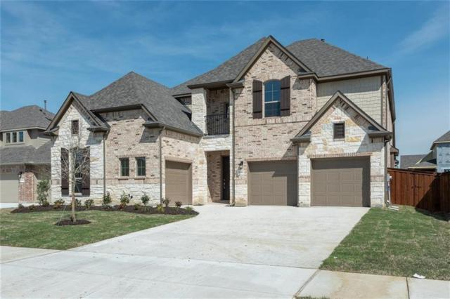 3100 Kennington Drive, Prosper, TX 75078 (MLS #13966851) :: Real Estate By Design
