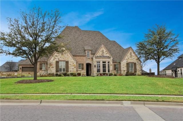 381 Whitley Place Drive, Prosper, TX 75078 (MLS #13996543) :: Real Estate By Design