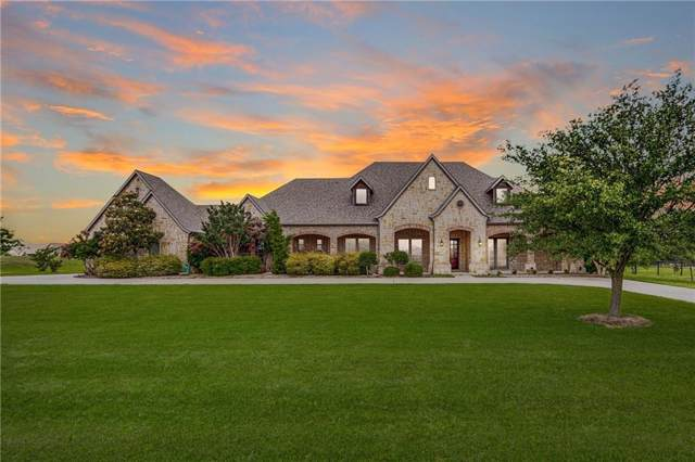 755 Stallion Drive, Lucas, TX 75002 (MLS #14018978) :: The Mitchell Group