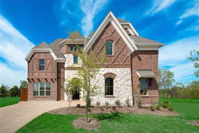 4900 Dunster Drive, Mckinney, TX 75070 (MLS #14075387) :: The Real Estate Station