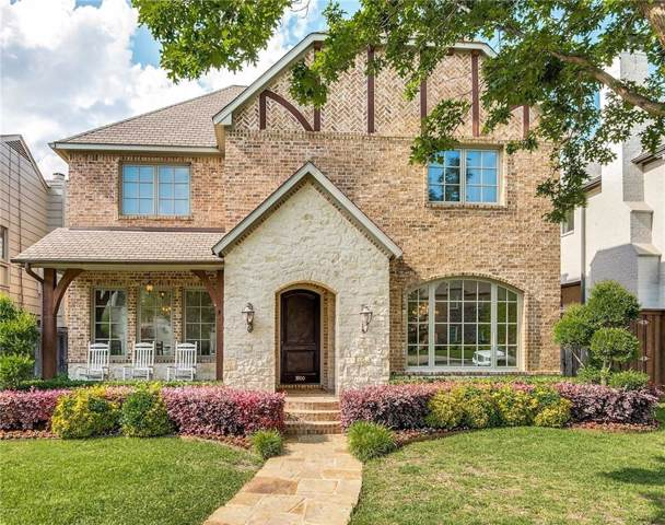 3900 Stanford Avenue, University Park, TX 75225 (MLS #14099024) :: Robbins Real Estate Group