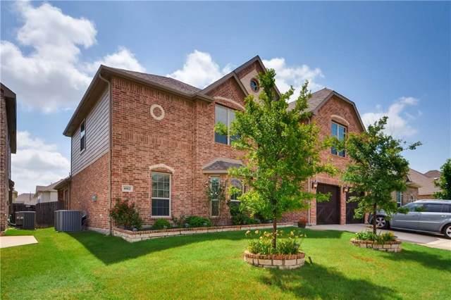 6012 Lacebark Elm Drive, Fort Worth, TX 76123 (MLS #14126866) :: The Real Estate Station