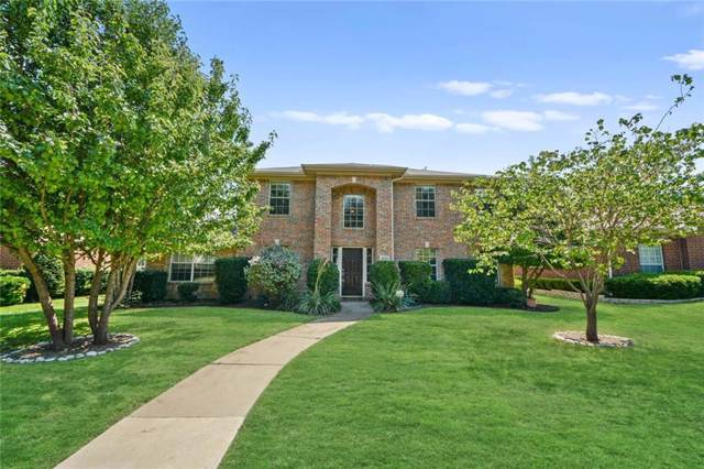8012 Fleetwood Drive, Plano, TX 75025 (MLS #14156639) :: The Mitchell Group