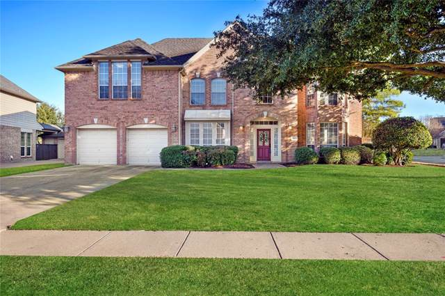 3568 Twelve Oaks Lane, Grapevine, TX 76051 (MLS #14236023) :: Ann Carr Real Estate