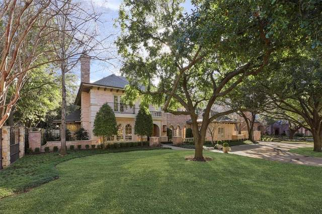 5854 Lakehurst Avenue, Dallas, TX 75230 (MLS #14273531) :: Results Property Group