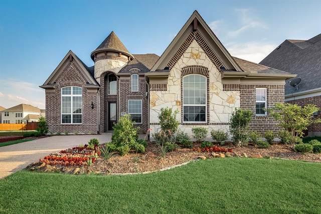 820 Holly Anne Drive, Savannah, TX 76227 (MLS #14345046) :: Real Estate By Design