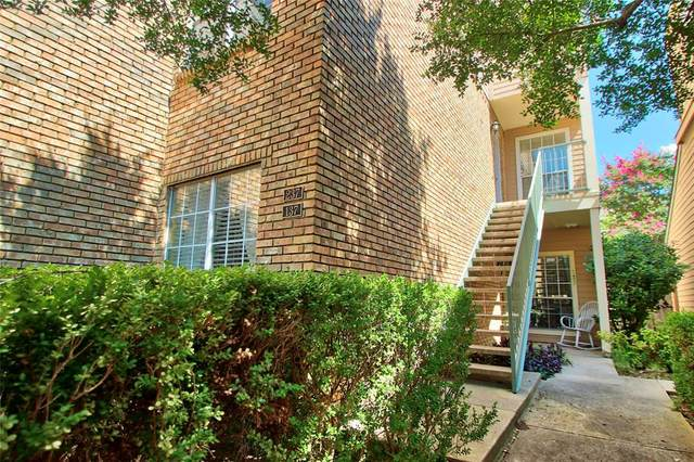 5565 Preston Oaks Road #237, Dallas, TX 75254 (MLS #14392826) :: The Daniel Team