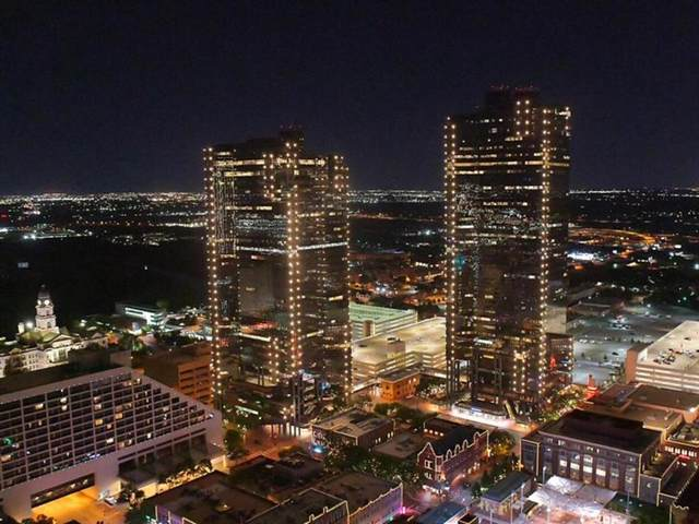 500 Throckmorton Street #3301, Fort Worth, TX 76102 (MLS #14423756) :: Trinity Premier Properties