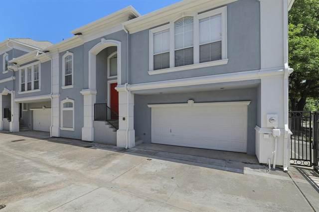 5006 Cedar Springs Road A, Dallas, TX 75235 (MLS #14444981) :: The Good Home Team